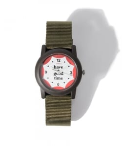 TIMEX × have a good time × BEAMS / 別注CAMPER SPECIAL WATCH