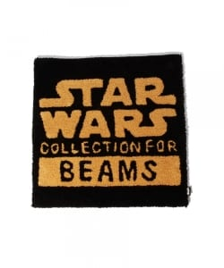 【1/13~値下げ】SECOND LAB.×BEAMS / STAR WARSロゴラグ