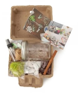 URBAN GREEN MAKERS × BEAMS / MASON JAR KIT