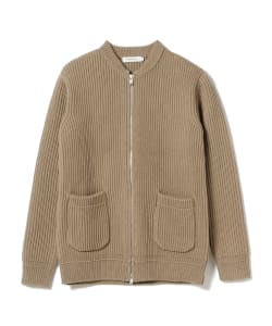 nonnative / TOURIST ZIP CARDIGAN