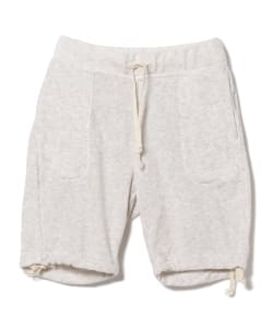 nonnative / PILE SHORTS