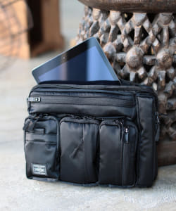 White Mountaineering × PORTER × B jirushi yoshida / Urban Supply Series iPad CASE