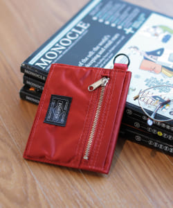 PORTER×B印 YOSHIDA / 別注 HOLIDAY WALLET MEDIUM