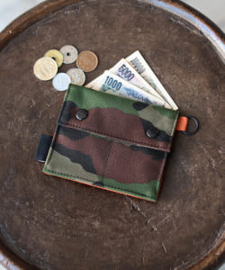 PORTER × B印 YOSHIDA (GS)  / HOLIDAY WALLET CAMO M