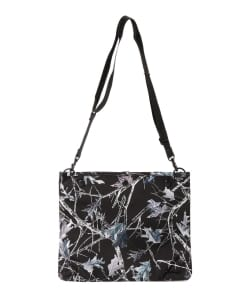 White Mountaineering × PORTER / FOREST CAMOUFLAGE PRINTED MUSETTE ショルダーバッグ 2017AW