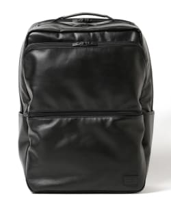 PORTER / PORTER TIME BLACK DAY PACK(レザーデイパック)