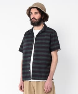 Pilgrim Surf+Supply / VINCENT Printed Camp Shirt