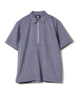 【予約】Pilgrim Surf+Supply / STEVIE SS Half Zip Popover