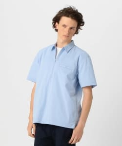 【予約】Pilgrim Surf+Supply / STEVIE SS Stretch Coolmax Shirt