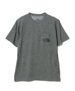 THE NORTH FACE PURPLE LABEL / H/S Logo Pocket Tee