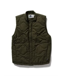 nonnative×Pilgrim Surf+Supply / TROOPER PUFF VEST