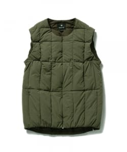 Snow Peak / Conceal Down Vest