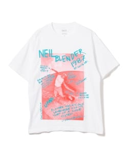 FACT. × Arctip / Grant Brittain Capsule Collection Tee (Neil Blender)