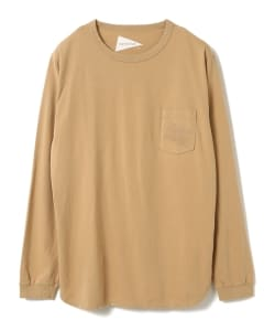 nonnative for Pilgrim Surf+Supplyu / Team L/S Tee