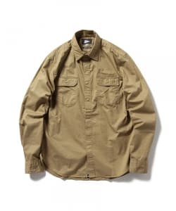 Pilgrim Surf+Supply / NORFLEET Studio Popover - Solid Twill