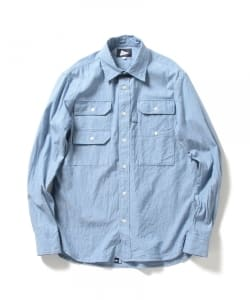 Pilgrim Surf+Supply / ALBERT Fishing Pocket Shirt