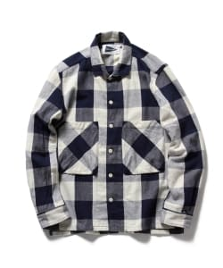 nonnative for Pilgrim Surf+Supply / TOURIST SHIRT