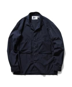 nonnative for Pilgrim Surf+Supply / BROAD OVERDYED TOURIST SHIRT