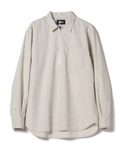 【予約】Pilgrim Surf+Supply / STEVIE LS Half Zip Popover
