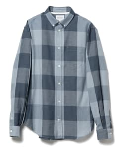 NORSE PROJECTS / Osvald Light Check Shirts