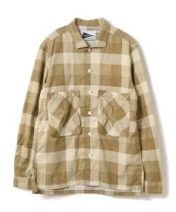 【予約】nonnative for Pilgrim Surf+Supply / Tourist Shirts