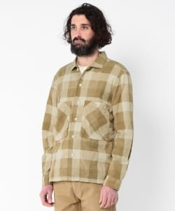 nonnative for Pilgrim Surf+Supply / Tourist Shirts