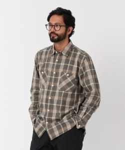 【1/11~再値下げ】Pilgrim Surf+Supply / MCCOBB Field Shirt
