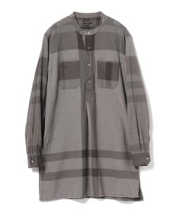 Engineered Garments / Banded Check Shirt