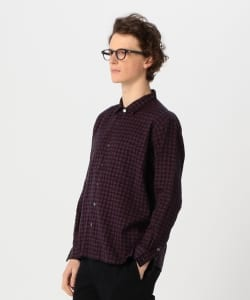 Pilgrim Surf+Supply / VINCENT LS Printed Paisley Shirt