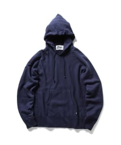 nonnative×Pilgrim Surf+Supply / DWELLER HOODED PULLOVER