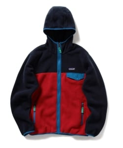 Patagonia / Light weight Synchilla Snap T Hoody