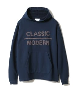 【1/11~再値下げ】<MEN>CAL O LINE × Pilgrim Surf+Supply / 別注 Print Hoodie