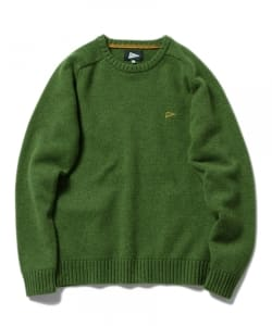 Pilgrim Surf+Supply / MATTY Pennant Pocket Crew Knit
