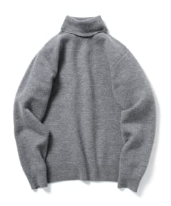 Pilgrim Surf+Supply / YVON Boiled Wool Turtleneck