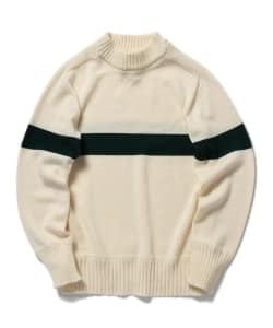 KAPTAIN SUNSHINE / Seamless Naval Sweater