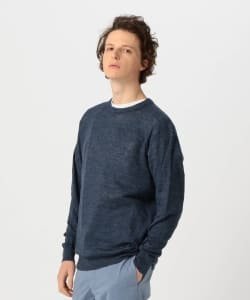Pilgrim Surf+Supply / STAMEY Linen Crew Sweater