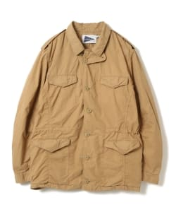 【タイムセール対象品】nonnative for Pilgrim Surf+Supply / Trooper Shirts jacket