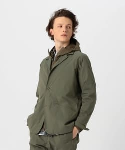 【予約】Pilgrim Surf+Supply / SPENCER Stretch Ripstop Jacket