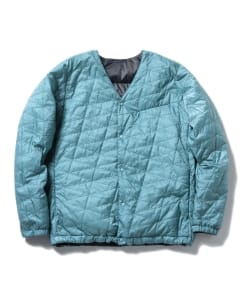 Pilgrim Surf+Supply / GRIM Reversible Pennant Down Jacket