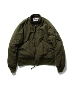 nonnative×Pilgrim Surf+Supply / POLICEMAN PUFF BLOUSON
