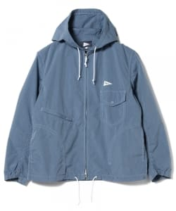 【12/1~再値下げ】Pilgrim Surf+Supply / RUSSEL Nylon Zip Parka