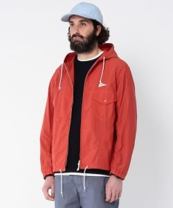 Pilgrim Surf+Supply / RUSSEL Nylon Zip Parka