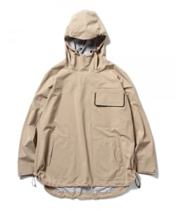 Snow Peak / 3L Light Shell Poncho