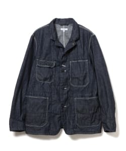 Engineered Garments / Coverall Jacket(8.0oz Cone Denim)