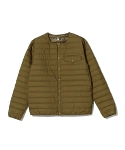 THE NORTH FACE / Wind Stopper Zepher Shell Cardigan