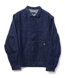evan kinori / Pleated Jacket