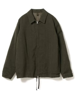 【タイムセール対象 WEB限定】Pilgrim Surf+Supply / MORRIS Reversible Coach Jacket