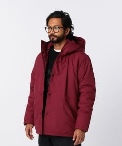 【1/11~再値下げ】Pilgrim Surf+Supply / WHARTON Quilted Parka