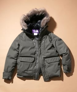 【予約】<MEN>THE NORTH FACE PURPLE LABEL for Pilgrim Surf+Supply / 65/35 SEROW DOWN JACKET