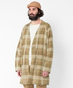 nonnative for Pilgrim Surf+Supply / Master coat
